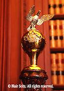 PA Capitol, House Speaker Office, Eagle Staff of House Speaker, Harrisburg, Pennylvania