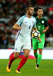 Eric Dier of England - Mandatory by-line: Robbie Stephenson/JMP - 05/10/2017 - FOOTBALL - Wembley Stadium - London, United Kingdom - England v Slovenia - World Cup qualifier