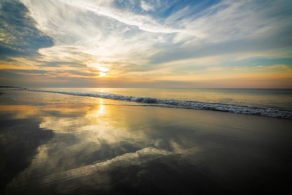 Sunrise and Surf, Pawleys Island