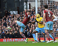 West Ham's Crystal Palace's<br /> <br /> Barclays Premier League - West Ham United  vs Crystal Palace  - Upton Park - England - 28th February 2015 - Picture David Klein/Sportimage