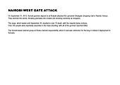West Gate Attack