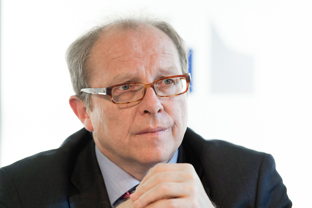 03 June 2015 - Belgium - Brussels - European Development Days - EDD - Financing - Recognising the role of Southern providers of aid in development - Gustavo Martin Prada , Director © European Union