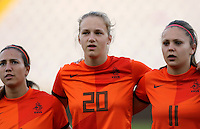 Fifa Womans World Cup Canada 2015 - Preview //<br /> Cyprus Cup 2015 Tournament ( Gsp Stadium Nicosia - Cyprus ) - <br /> Netherlands vs England 1-1   //  Anna Miedema of Netherlands (Middle)