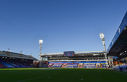 LONDON, ENGLAND - Saturday, December 19, 2020: A general view of Selhurst Park before the FA Premier League match between Crystal Palace FC and Liverpool FC. (Pic by David Rawcliffe/Propaganda)