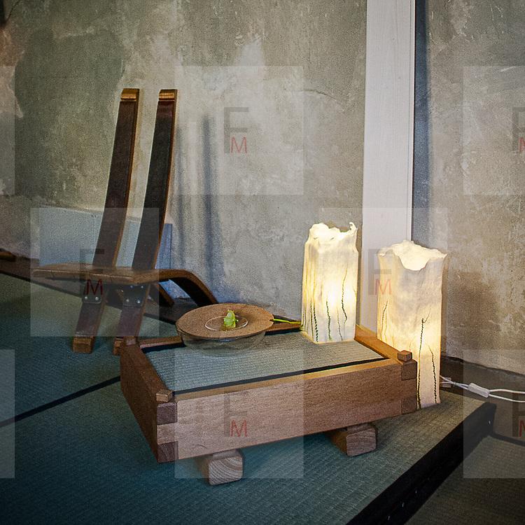 Esosizioni FuoriSalone 2012 alla cascina Cuccagna: Futon<br /> <br /> FuoriSalone 2012 shows at Cascina Cuccagna: Futon