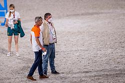 Van der Vleuten Eric, NED, Tops Jan, NED<br /> Olympic Games Tokyo 2021<br /> © Hippo Foto - Dirk Caremans<br /> 04/08/2021