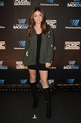 Westwood One Backstage at the American Music Awards Day 2 at the L.A. Live Event Deck. 19 Nov 2016 Pictured: Luna Blaise. Photo credit: David Edwards / MEGA TheMegaAgency.com +1 888 505 6342