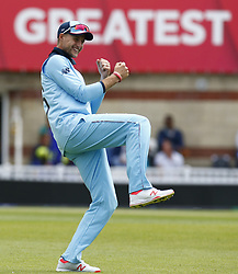 May 30, 2019 - London, England, United Kingdom - Joe Root of England.during ICC Cricket World Cup Match 1 between England and South Africa at the Oval Stadium , London,  on 30 May 2019. (Credit Image: © Action Foto Sport/NurPhoto via ZUMA Press)