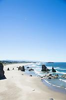 Devils Kitchen - Oregon State Parks Vista Point. Oregon.