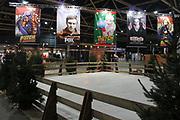 Dutch X-Mas Con is hét popcultuur evenement in Nederland, met een vleugje kerst! Tijdens deze editie zal Dutch X-Mas Con veel aandacht besteden aan cosplay, naast de gebruikelijke activiteiten zoals beroemde guests, tekenaars, dealers en nog veel meer.<br /> <br /> Op de foto:  Schaatsbaan
