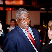A fundraiser for the Sly James campaign for mayor of KCMO, held at Meers Advertising.