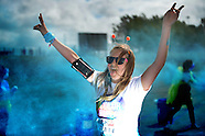 Colour Run - NEC Birmingham - Aug 2016