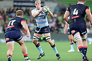 Hugh Sinclair. Melbourne Rebels v NSW Waratahs. 2021 Super Rugby AU Round 5 Match. Played at AAMI Stadium on Friday 19 March 2021. Photo Clay Cross / photosport.nz