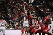 euroleague<br /> OLIMPIA MILANO-OLYMPIACOS<br /> NELLA FOTO PRINTEZIS<br /> FOTO CIAMILLO