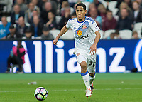 Football - 2016 / 2017 Premier League - West Ham United vs. Sunderland<br /> <br /> Steven Pienaar of Sunderland at The London Stadium.<br /> <br /> COLORSPORT/DANIEL BEARHAM