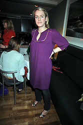LAURA PARKER-BOWLES at the opening of the Brompton Bar & Grill, 243 Brompton Road, London SW3 on 11th March 2009.