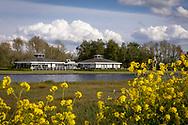 30-04-2020: Nijetrijne, Weststellingwerf - Paviljoen Driewegsluis