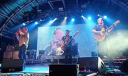 Party At The Palace, Linlithgow, Scotland, Saturday 13th August 2016<br /> <br /> The Proclaimers perform on the main stage<br /> <br /> (c) Alex Todd | Edinburgh Elite media