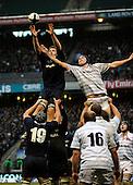 20081211. Varsity Rugby Match, Twickenham. United kingdom