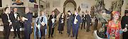Amongst people in room: Simonetta Fraquelli, Maureen Paley, and Zandra Rhodes. Royal Academy annual dinner. Royal Academy. Picadilly. 30 May 2002. © Copyright Photograph by Dafydd Jones 66 Stockwell Park Rd. London SW9 0DA Tel 020 7733 0108 www.dafjones.com
