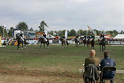 Team Rijckevorsel<br /> Nationaal Tornooi Geel 2005<br /> © Dirk Caremans