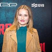 NLD/Amsterdam/20161010 - Premiere Prooi, Barbara Sloesen