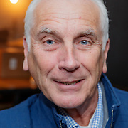 NLD/Amsterdam/20190308 - Boekpresentatie Gerard van der Lem, oud scheidsrechter Mario van der Ende