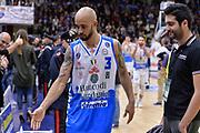 DESCRIZIONE : Campionato 2015/16 Serie A Beko Dinamo Banco di Sardegna Sassari - Grissin Bon Reggio Emilia<br /> GIOCATORE : David Logan<br /> CATEGORIA : Ritratto Esultanza Postgame<br /> SQUADRA : Dinamo Banco di Sardegna Sassari<br /> EVENTO : LegaBasket Serie A Beko 2015/2016<br /> GARA : Dinamo Banco di Sardegna Sassari - Grissin Bon Reggio Emilia<br /> DATA : 23/12/2015<br /> SPORT : Pallacanestro <br /> AUTORE : Agenzia Ciamillo-Castoria/L.Canu