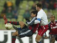 v.l. Giovane ELBER, Nico-Jan HOOGMA HSV<br />FC Bayern München - Hamburger SV 1:1<br />Foto: Digitalsport