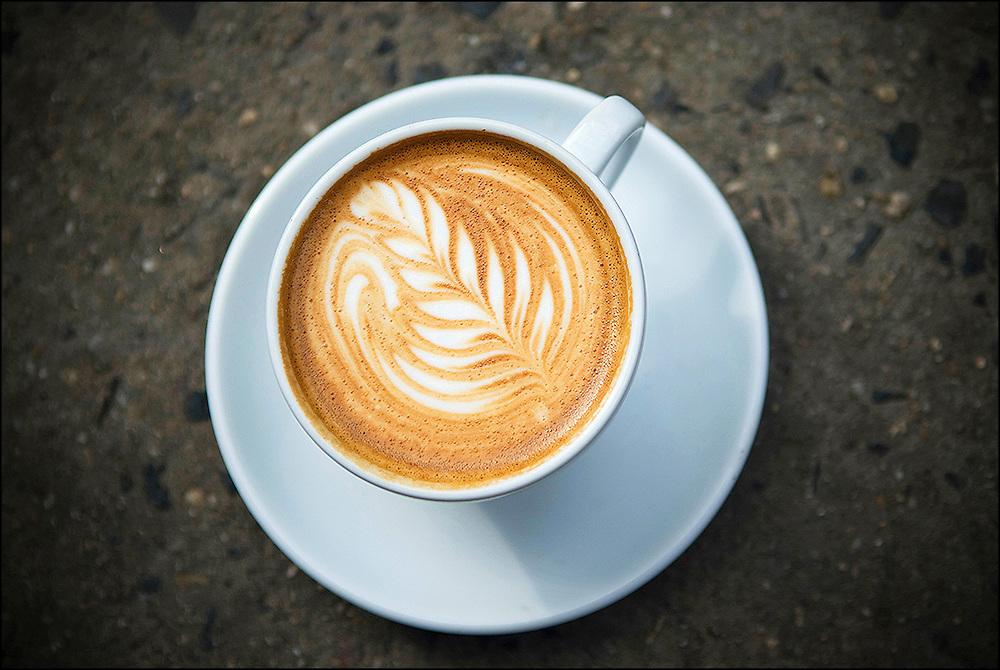 Gimme! Coffee, New York, NY.Chris Preovolos/photo