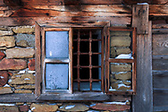 Very old wooden house in village of Zheravna