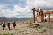 San Christobal Church, Cusco, Urubamba Province, Peru