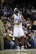 LeBron James of Cleveland.