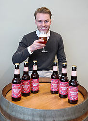 EXCLUSIVE: The limited edition Windsor Knot ale has been produced by local brewery Windsor and Eton to commemorate the historic marriage on the 19th May. 11 Mar 2018 Pictured: Beer. Photo credit: W8Media / MEGA TheMegaAgency.com +1 888 505 6342