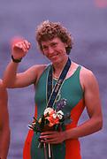 © 2001 Peter Spurrier Sports  Photo<br /> <br /> 1996 Atlanta Olympics<br /> <br /> (Ekaterina Khodotovich). 330-72<br /> Ekaterina Karsten