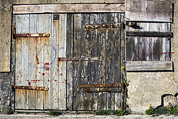 July 21, 2019 - Old Wooden Door Of Building (Credit Image: © John Short/Design Pics via ZUMA Wire)
