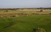 TEXEL - De Cocksdorp.  - green hole 17.  Golfbaan De Texelse. COPYRIGHT KOEN SUYK