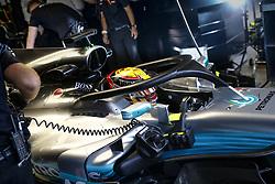 August 25, 2017 - Spa-Francorchamps, Belgium - Motorsports: FIA Formula One World Championship 2017, Grand Prix of Belgium, .#44 Lewis Hamilton (GBR, Mercedes AMG Petronas F1 Team) (Credit Image: © Hoch Zwei via ZUMA Wire)