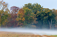 Morning fog in the Town of Minisink, N.Y., on Oct. 7, 2020.