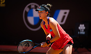 Qiang Wang of China in action during the first round of the 2021 Internazionali BNL d'Italia, WTA 1000 tennis tournament on May 10, 2021 at Foro Italico in Rome, Italy - Photo Rob Prange / Spain ProSportsImages / DPPI / ProSportsImages / DPPI