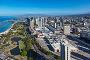 Ala Moana Shopping Center, Honolulu, Oahu, Hawaii