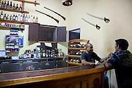 Bar in Gibara, Holguin, Cuba.