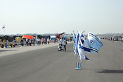 Israel, Tel Nof IAF Base, An Israeli Air force (IAF) exhibition