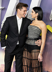 Alita: Battle Angel World Premiere Red Carpet Arrivals The Odeon Leicester Square in London, 31 January 2019.<br /><br />31 January 2019.<br /><br />Please byline: Vantagenews.com