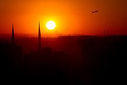 City Istanbul, on August 25, 2010, Turkey. (Photo by Vid Ponikvar / Sportida)
