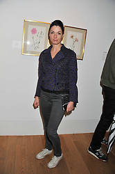 MARY McCARTNEY at a private view of work by the late Rory McEwen - The Colours of Reality, held at the Shirley Sherwood Gallery, Kew Gardens, London on 20th May 2013.
