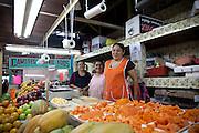 Fruit Market, Mazatlan, Sinaloa, Mexico