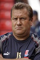 Fotball<br /> Foto: imago/Digitalsport<br /> NORWAY ONLY<br /> <br /> 30.07.2005  <br /> Manager Johan Boskamp (Stoke)
