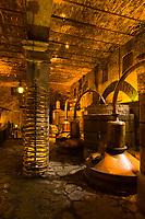 Old Factory (museum), Casa Herradura tequila distillery, town of Tequila, Jalisco, Mexico