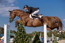 Guery Jerome, BEL, Eras Ste Hermelle<br /> Belgisch Kampioenschap Jumping  <br /> Lanaken 2020<br /> © Hippo Foto - Dirk Caremans<br /> 02/09/2020